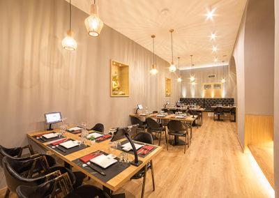 hokkaido ristorante giapponese interno 3