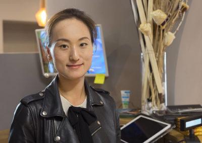 hokkaido ristorante giapponese portrait